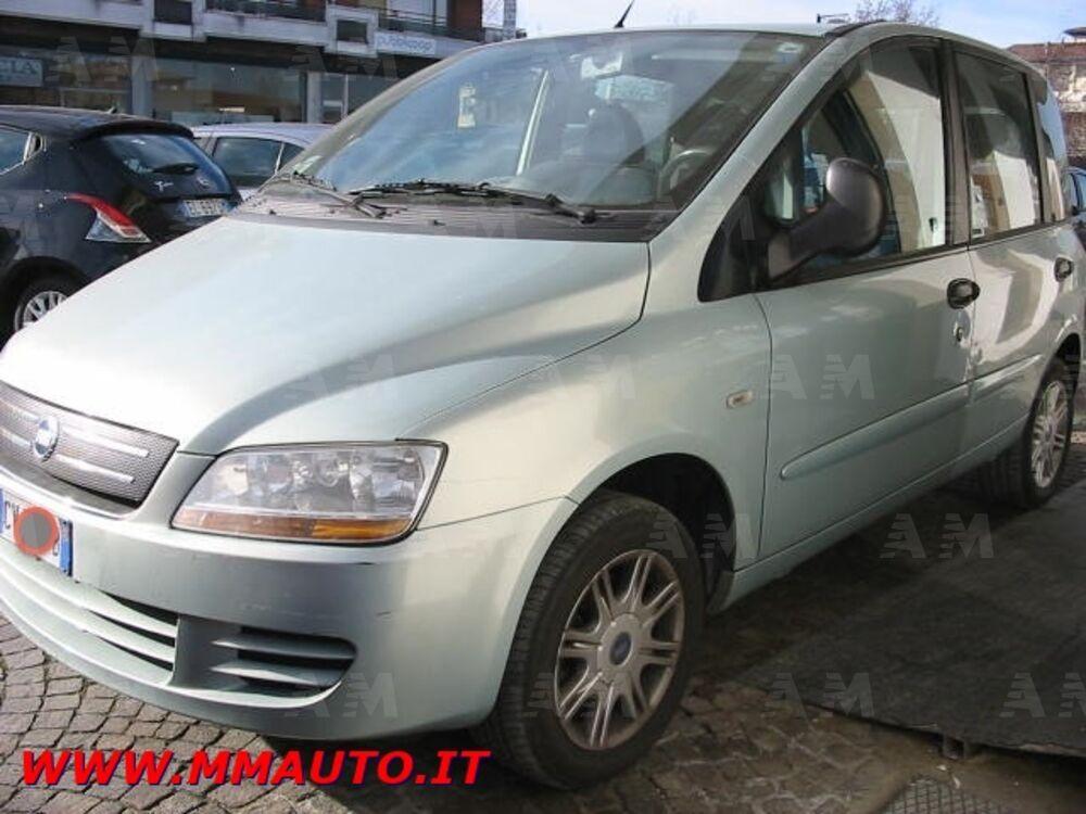 Fiat Multipla 1.6 16V Natural Power Dynamic
