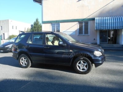 Mercedes-Benz Classe ML 270 turbodiesel cat CDI SE Leather usata