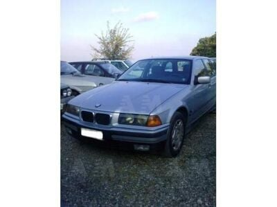 BMW Serie 3 Touring 318tds turbodiesel cat usata
