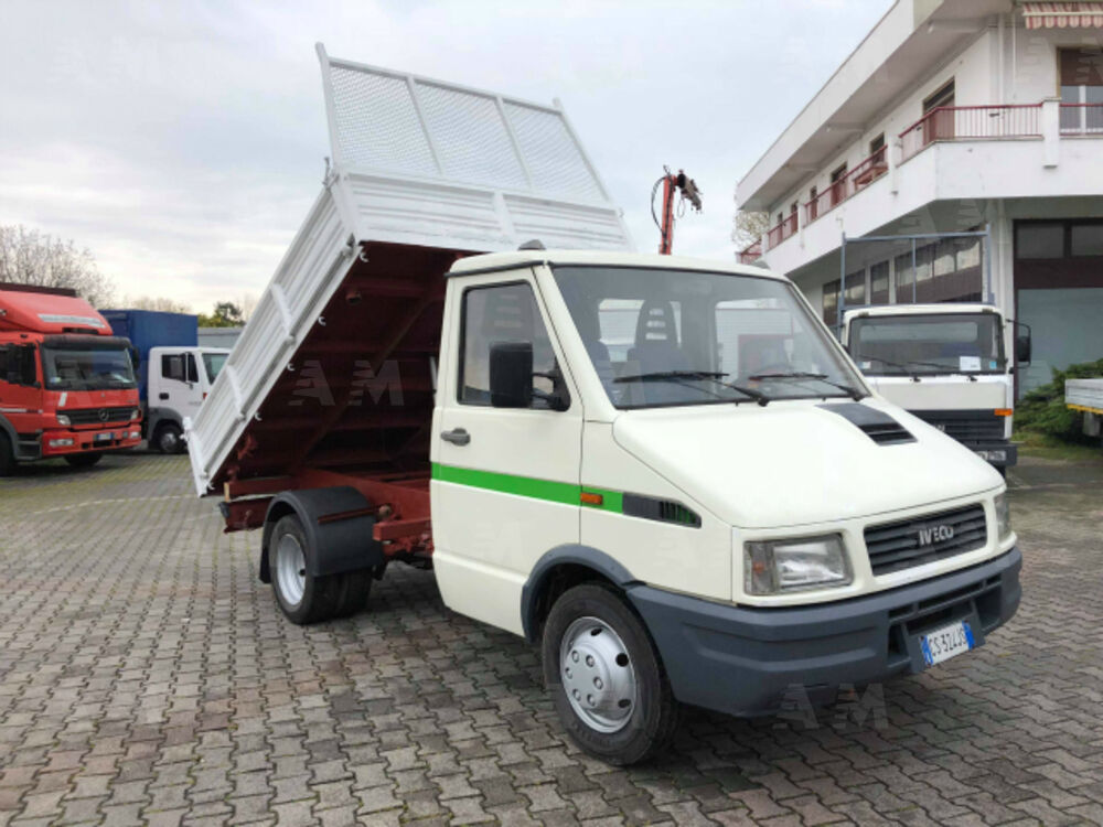 Iveco Daily 35.10 2.5 TD PC Cabinato Basic