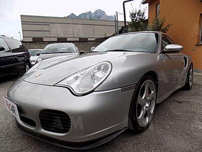 Porsche 911 Coupé Turbo cat usata