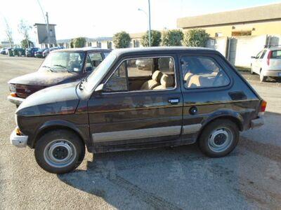 Fiat 126 650 Brown usata