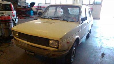 Fiat 127 900 4 porte usata