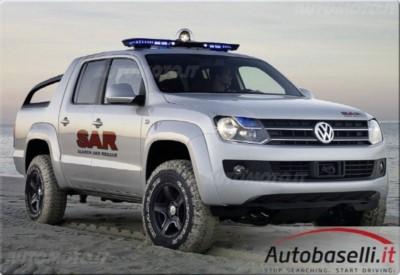 Volkswagen Veicoli Commerciali Amarok TDI 122 CV 4MOTION Inseribile nuovo