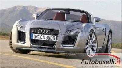Audi TT Coupé 2.0 TFSI nuova