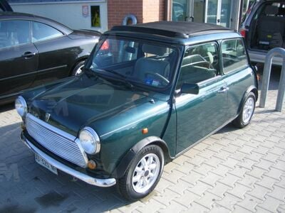 Rover Mini 1.3 cat British Open Classic usata