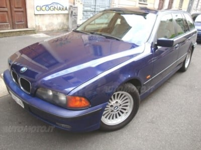 BMW Serie 5 Touring 525tds turbodiesel cat