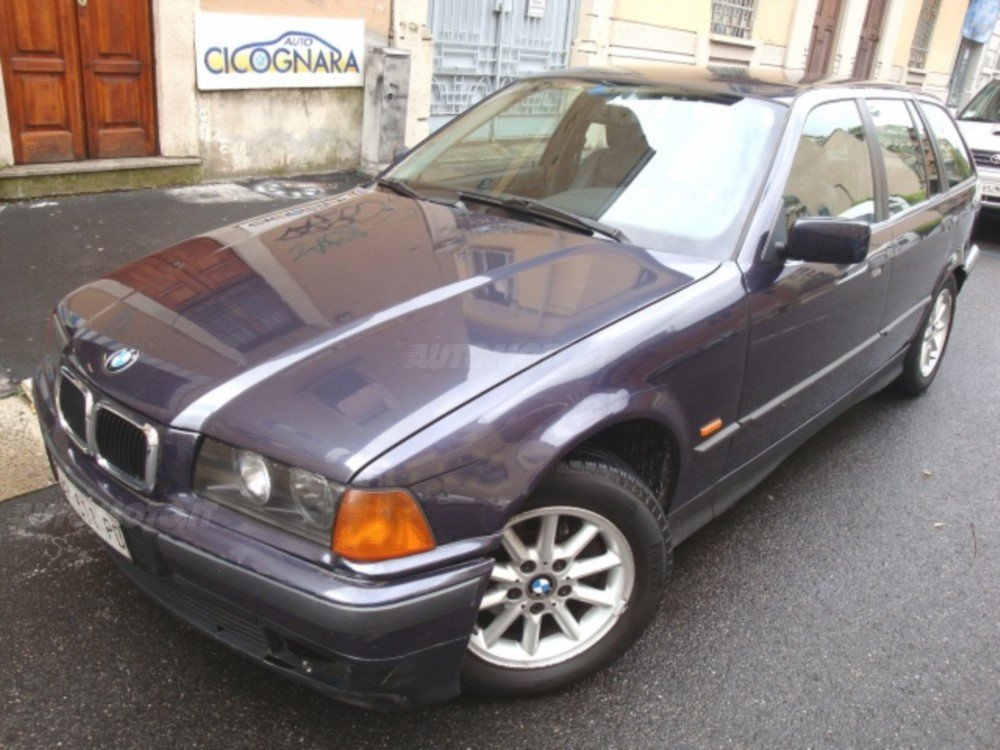 BMW Serie 3 Touring 316i cat