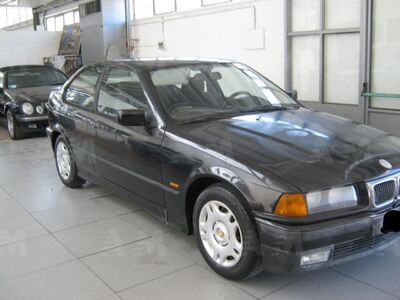 BMW Serie 3 318tds turbodiesel cat Compact usata