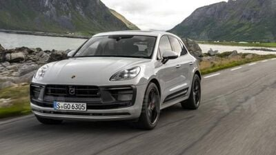 Porsche Macan 2.0 nuova