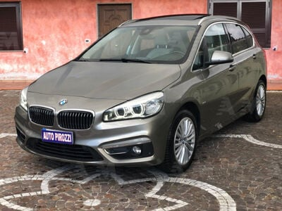 BMW Serie 2 Active Tourer 216d  Luxury usata