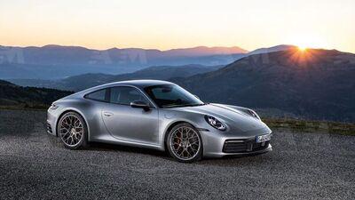 Porsche 911 Coupé Carrera 4S nuova