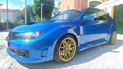 Subaru Impreza 2.5 WRX STi RD usata