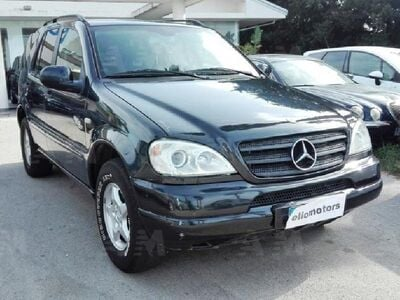 Mercedes-Benz Classe ML 270 turbodiesel cat CDI usata