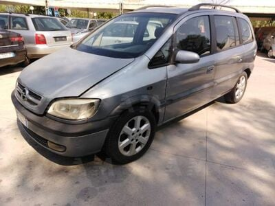 Opel Zafira 16V DTI cat Sport Design Edition usata