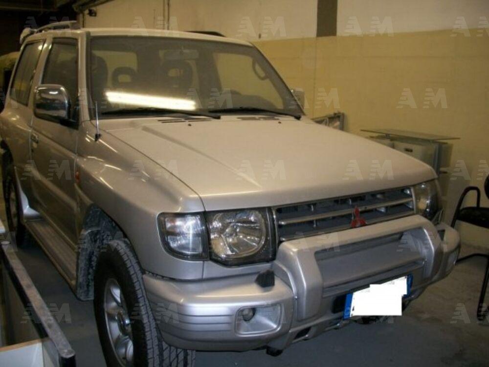 Mitsubishi Pajero 2.5 TDI 3p. GL