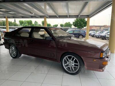 Audi quattro Coupé quattro 2.1 turbo usata
