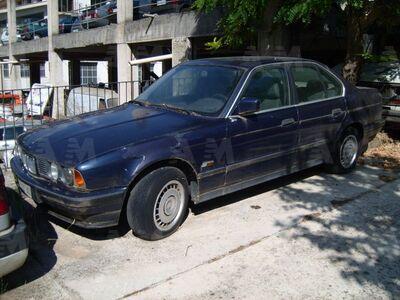 BMW Serie 7 725 tds cat usata