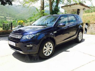 Land Rover Discovery Sport 2.0 TD4 150 CV Pure nuova