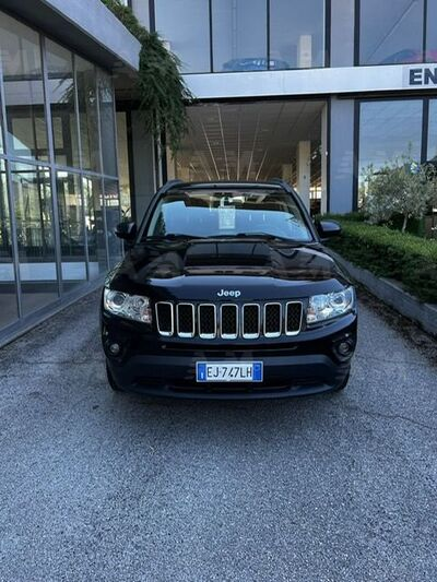 Jeep Compass 2.2 CRD Limited usata