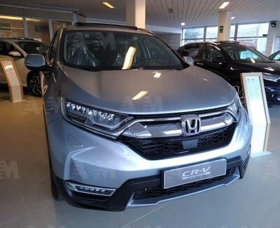 Honda CR-V 2.0 Hev eCVT Executive Navi AWD nuova