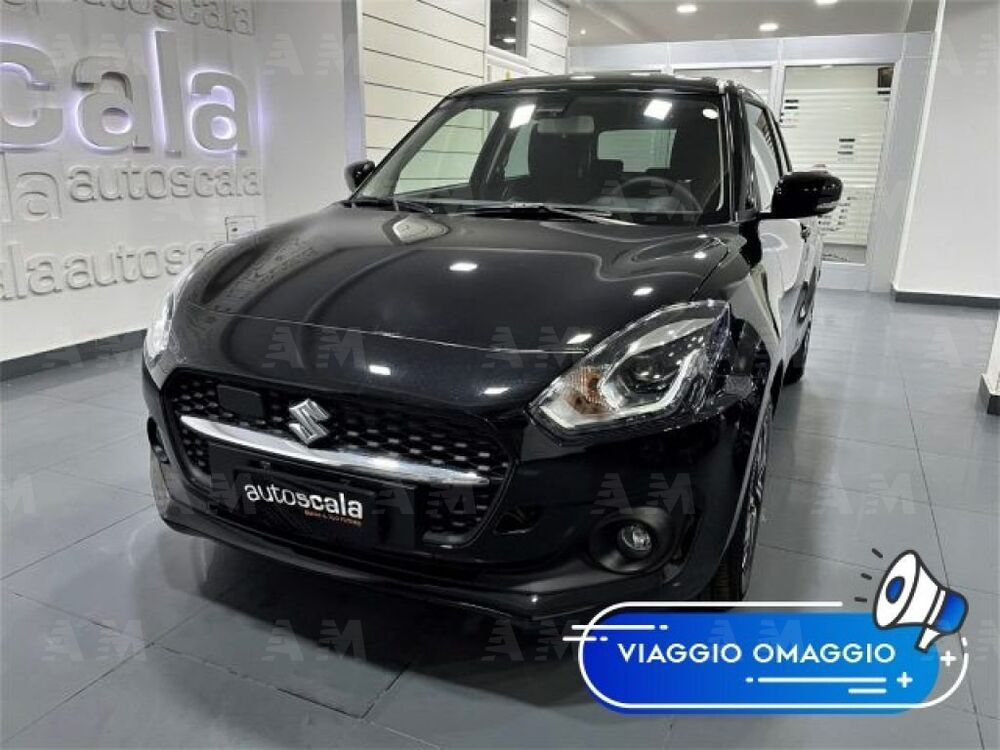 Suzuki Swift 1.2 Hybrid Top