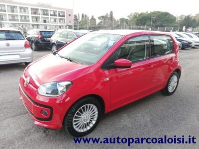 Volkswagen up! 5p. eco high up! BlueMotion Technology usata