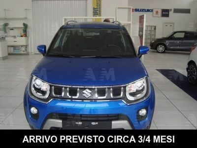 Suzuki Ignis 1.2 Hybrid 4WD All Grip Top nuova