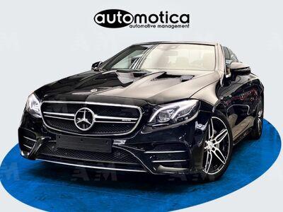 Mercedes-Benz Classe E Cabrio 53 4Matic+ EQ-Boost Cabrio AMG usata