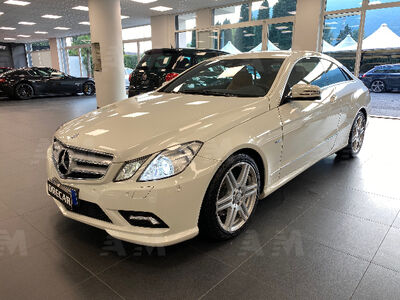 Mercedes-Benz Classe E Coupé 350 CDI Coupé BlueEFFICIENCY Avantgarde usata