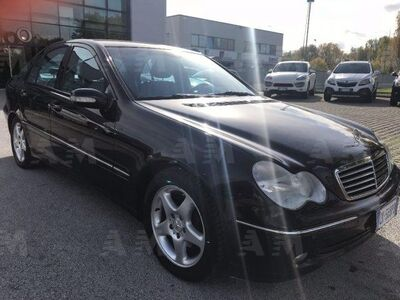 Mercedes-Benz Classe C 200 CDI cat Avantgarde