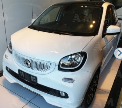 smart forfour forfour 70 1.0 twinamic Superpassion nuova