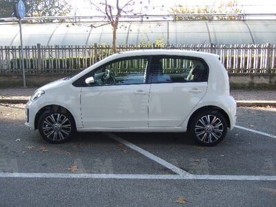 Volkswagen up! 75 CV 5p. move up! BlueMotion Technology usata