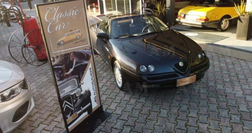 Alfa Romeo Spider 2.0i 16V Twin Spark cat