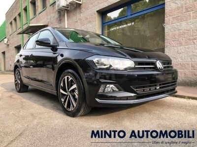 Volkswagen Polo 1.0 TGI 5p. Highline BlueMotion Technology nuova