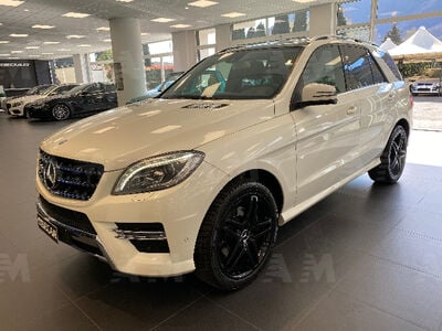 Mercedes-Benz Classe ML 350 BlueTEC 4Matic Premium usata