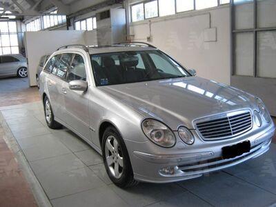 Mercedes-Benz Classe E Station Wagon 320 CDI cat Avantgarde usata
