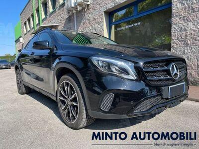 Mercedes-Benz GLA suv 200 d Automatic Sport usata