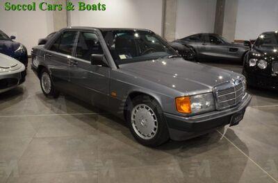 Mercedes-Benz 190 E usata