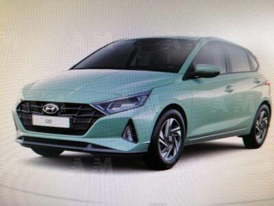 Hyundai i20 1.2 MPI MT ConnectLine nuova