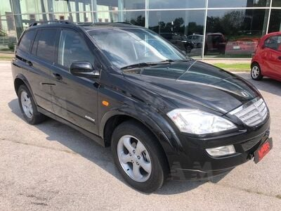 Ssangyong New Kyron 2.0 XVT 4WD Style usata