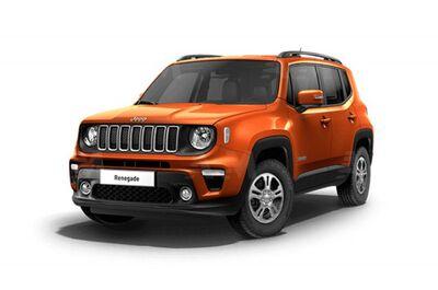 Jeep Renegade 1.6 Mjt 130 CV Limited nuova