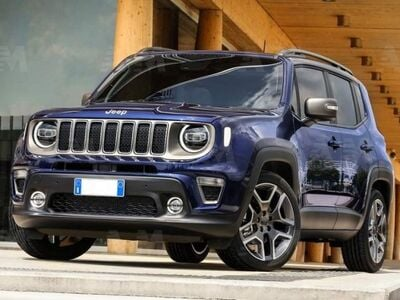 Jeep Renegade 1.3 T4 DDCT Limited nuova