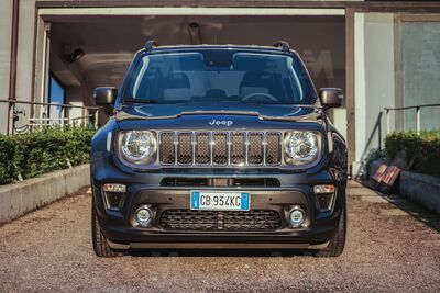 Jeep Renegade 1.3 T4 DDCT Limited usata