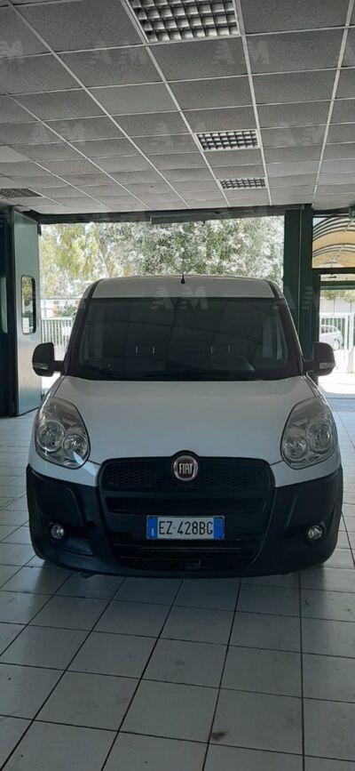 Fiat Doblò Telaio 1.6 MJT 105CV Pianale Cabinato Maxi E5+ usata